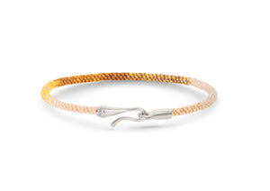 Life Bracelet Golden Day, Sterling Silver