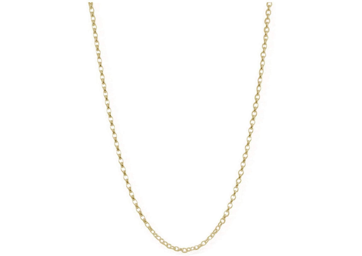 The Chain in Yellow Gold