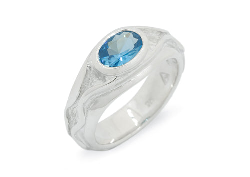 The Ring of Hugo, Sterling Silver