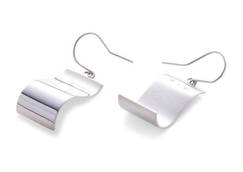 Legacy Wave Earrings   - Jens Hansen - 2