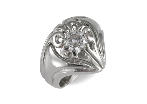 Our Ring for Cate, Sterling Silver