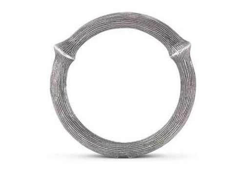 Nature ring in Sterling silver-by-Ole Lynggaard-from official stockist-Jens Hansen