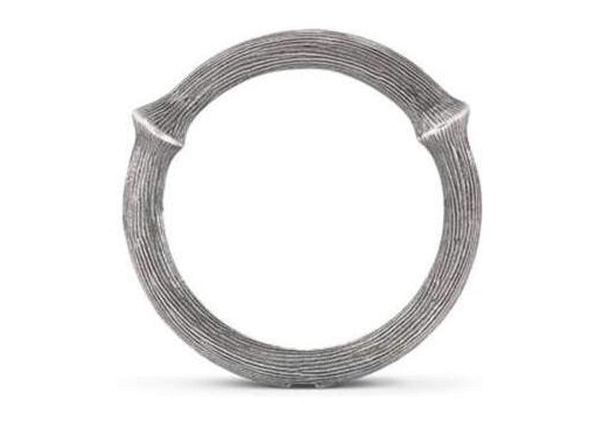 Nature Ring no.3, Sterling Silver