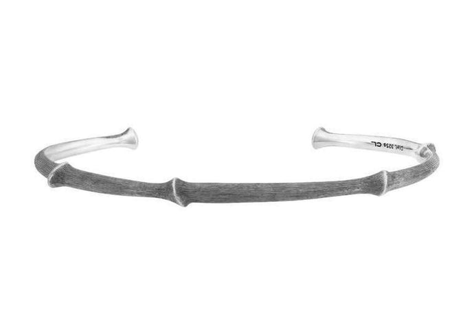 Nature bracelet in Sterling silver-by-Ole Lynggaard-from official stockist-Jens Hansen