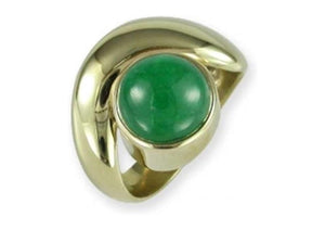 9ct Emerald Ring   - Jens Hansen