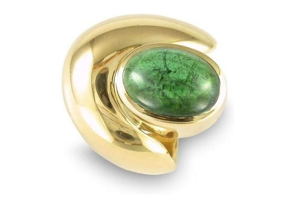 Classic Dress Ring, Yellow Gold