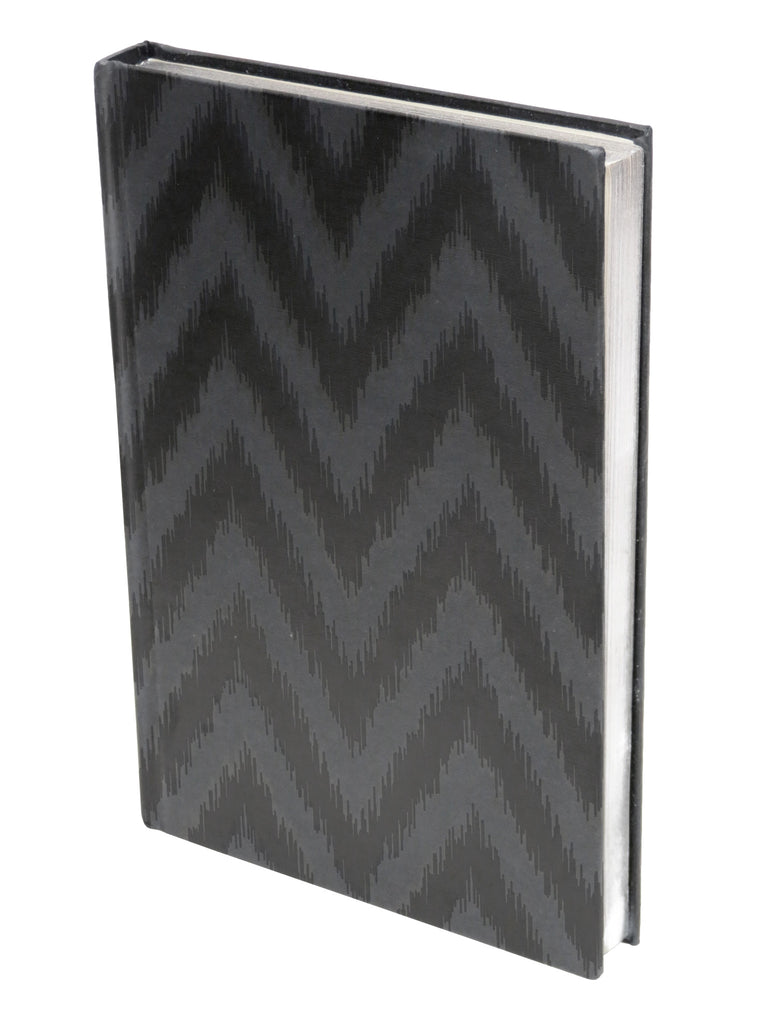 2 - Toned Chevron Journal