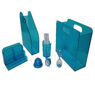 Blue Acrylic Set