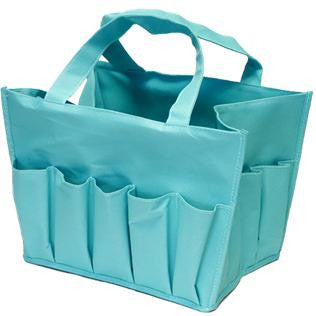 Teal Craft Tote