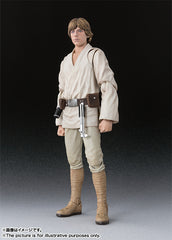 "S.H.Figuarts ""Star Wars"" Luke Skywalker (A NEW HOPE)"