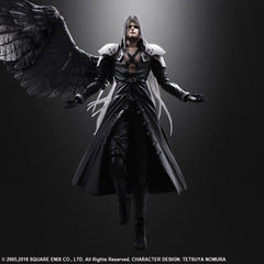 Final Fantasy VII Advent Children Sephiroth Play Arts Kai
