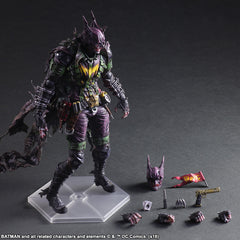 "DC Comics Play Arts Kai ""Batman"" Rogues Gallery Joker"