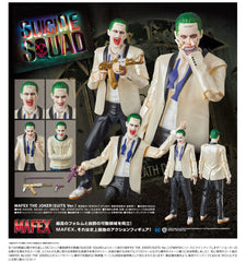 "MAFEX ""Suicide Squad"" The Joker Suits Ver"