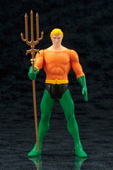 DC UNIVERSE ARTFX+  Aquaman Super Powers Classics