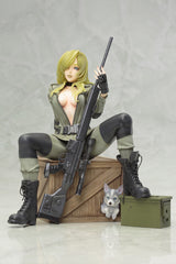 Metal Gear Solid Sniper Wolf Bishoujo Statue