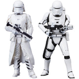 "Star Wars"" ARTFX+ First Order Snow & First Order Flame Trooper 2 Pack"