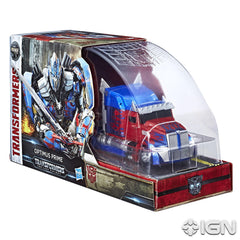 SDCC 2017 TF The Last Knight Optimus Prime Exclusive