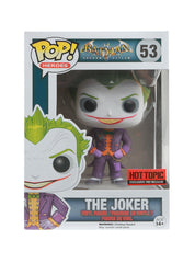 DC Comics Batman: Arkham Asylum Pop! The Joker Vinyl Figure