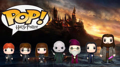 Harry Potter Pop! Vinyl Figure Bundle
