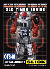 BadCube Old Time Series [OTS-10 SLICK]