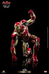 King Arts 1/9 Diecast  MK43 Diecast Action Iron Man