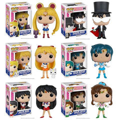 Sailor Moon POP Vinyl! Bundle