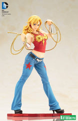 DC Comics Wonder Girl Bishoujo Statue