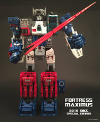 Hasbro SDCC Exclusive Fortress Maximus