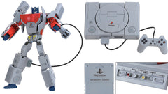 TF Optimus Prime Featuring Original Playstation