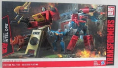Hasbro Transformers Platinum Perceptor and Blaster