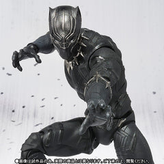 S.H. Figuarts Captain America Civil War - Black Panther