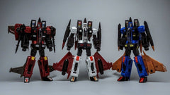 ToyWorld Coneheads - M02B Assault, M02A Jets, and M02C Elegy