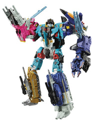 Liokaiser Transformers Platinum Set - Exclusive Combiner