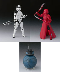 S.H. Figuarts SW F/Order Executioner & Elite Praetorian Guard (Double Blade) With 2BB-2