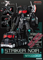 Cross Demension Series MTCD-01SP - Striker Noir