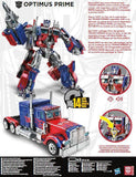 Hasbro Transformers 10th Anniversary Leader Optimus Prime