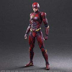 Justice League Play Arts Kai The Flash