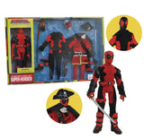 Marvel Retro Deadpool (V2) Figure Set