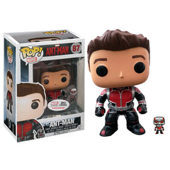 ANT-MAN UNMASKED MCC EXCLUSIVE FUNKO POP!