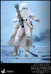 Snowtrooper, Star Wars: Battlefront 1/6 (Dlx Version), Hot Toys