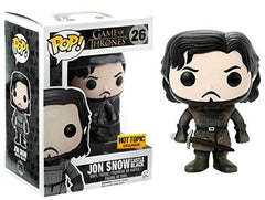 Game Of Thrones Jon Snow Castle Black Vinyl Figure Hot Topic