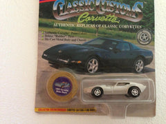 Customs Corvette Collection