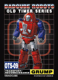 BadCube Old Time Series OTS-09 GRUMP
