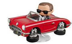Agents of SHIELD Lola with Agent Coulson Pop! Vinyl Vehicle