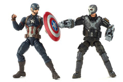Marvel Legends Captain America & Crossbones Two Pack