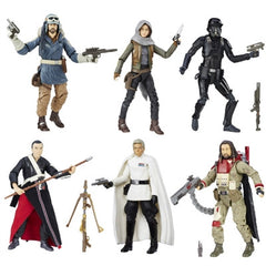 "Star Wars Black Series 6"" Wave 10"