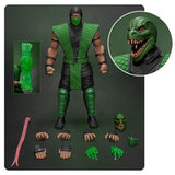 Mortal Kombat Reptile 1:12 Scale Action Figure