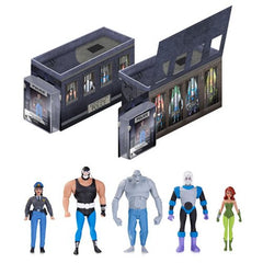 Batman Animated Series Light-Up GCPD Rogues Gallery 5-Pack