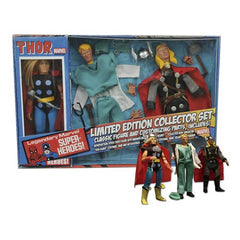 Diamond Select Thor 8-Inch Retro Action Figure Set