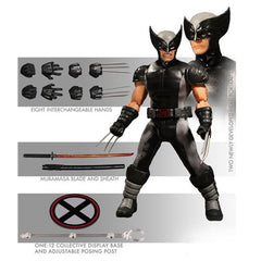 X-Force Wolverine One:12 Collective Action Figure- PX